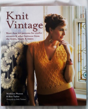 Knit Vintage by Madeline Weston &Rita Taylor