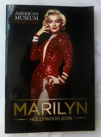 MARILYN - Hollywood Icon - Souvenir brochure, American Museum in Britain