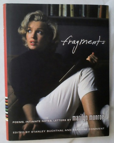 fragments edited by Stanley Buchthal & Bernard Comment