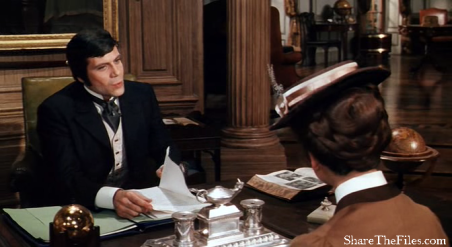 Oliver Reed Diana Rigg The Assassination Bureau
