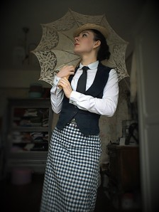 The Assassination Bureau Miss Winter cosplay