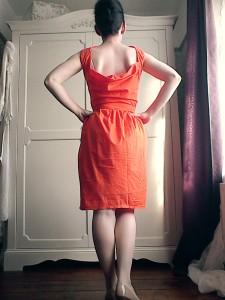Paris When It Sizzles dress Audrey Hepburn reproduction