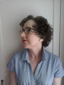 Short Fifties Italian craze hairstyle by Kate Eliza hairdresser