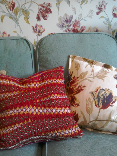 Bloomsbury cushion cover