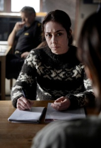 Black Snowflake Forbrydelsen jumper Sofie Gråbøl Sarah Lund The Killing series 2