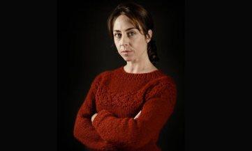 Red Forbrydelsen jumper Sofie Gråbøl Sarah Lund The Killing series 2