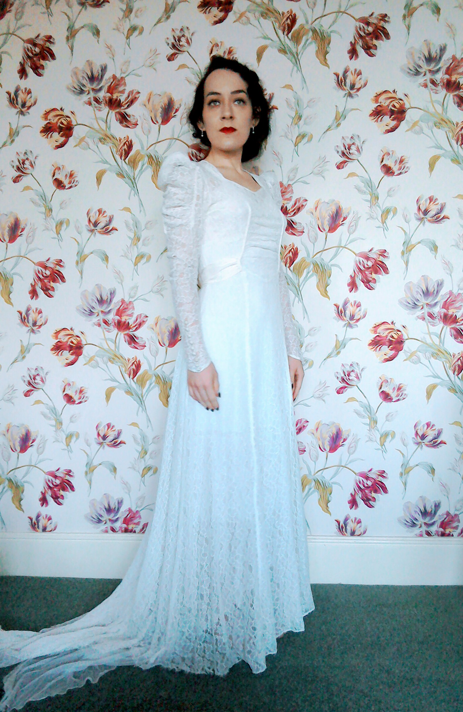 Vintage wedding dresses – The Girl loves vintage