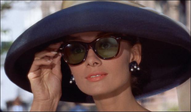 Breakfast at Tiffany's - Oliver Goldsmith sunglasses
