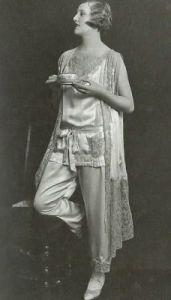 Original Twenties pyjamas