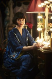 Miss Fisher's pyjamas