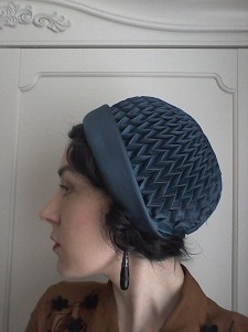 Twenties cloche - hairstyle