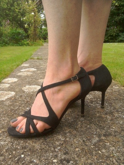 Marilyn style sandals