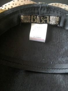 Biba label