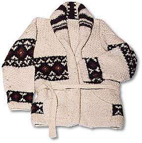 The original - Marilyn Monroe's Mexican cardigan