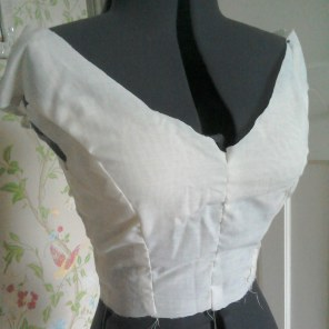 Lining toile